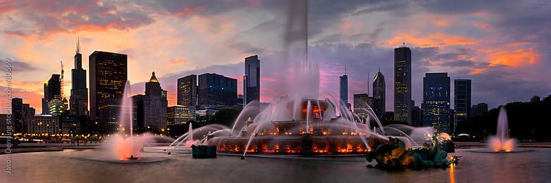 Chicago City by Jason Denning for Stocksy United