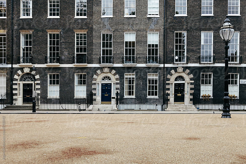 Bedford Square, London by Agencia for Stocksy United