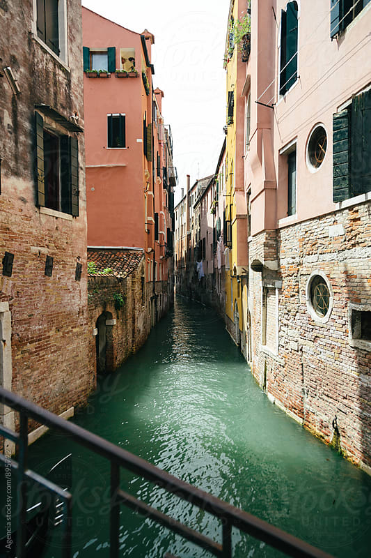 Venice Canal by Agencia for Stocksy United