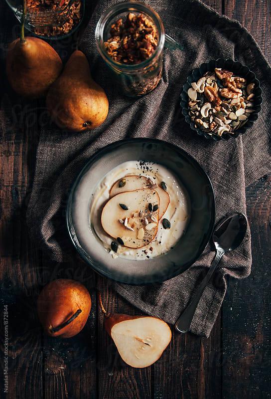 Healthy breakfast by Nataša Mandić for Stocksy United