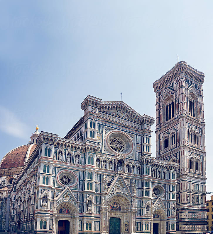 Duomo in Florence by Leander Nardin for Stocksy United