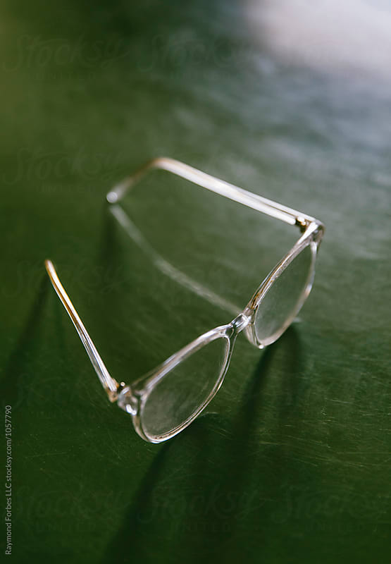 Grandpa's Glasses by Raymond Forbes LLC for Stocksy United