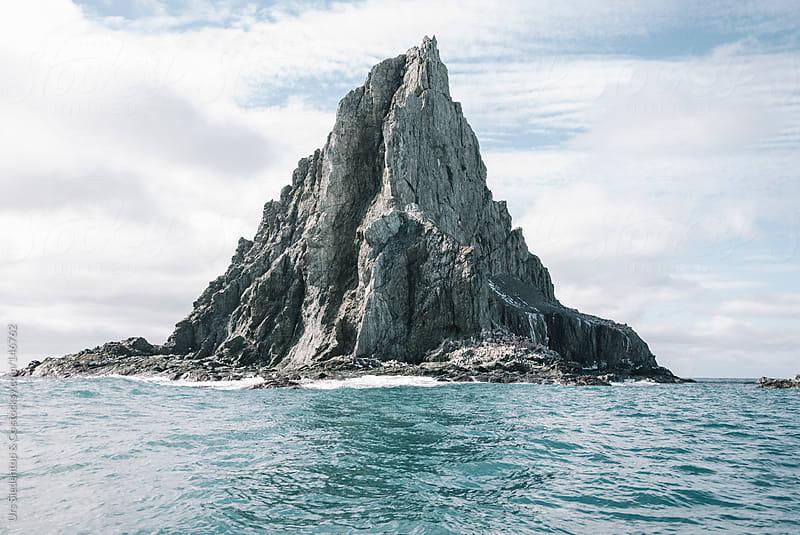 Penguin Rock by Urs Siedentop & Co for Stocksy United