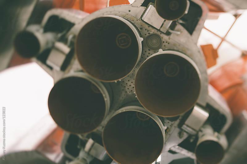 Rocket Engines by Alexey Kuzma for Stocksy United