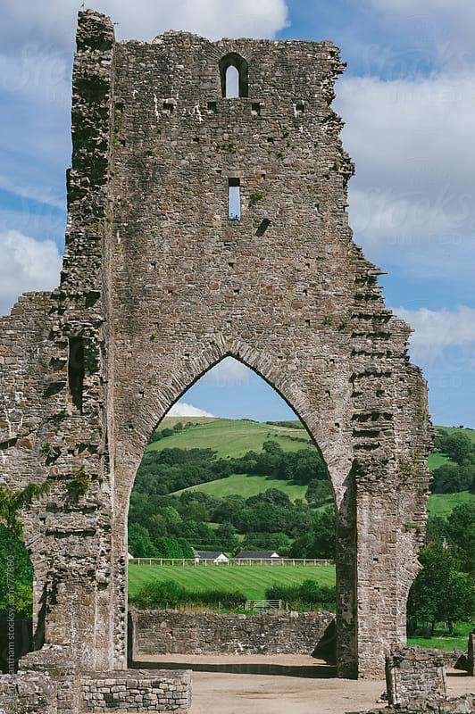 Talley Abbey by Jen Grantham for Stocksy United