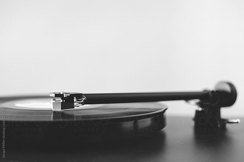 Turntable  by Jacqui Miller for Stocksy United