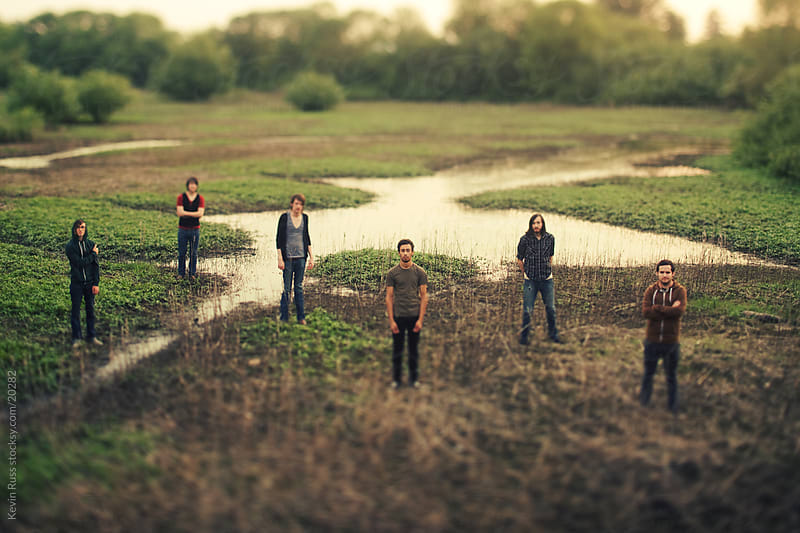 Swamp Group by Kevin Russ for Stocksy United