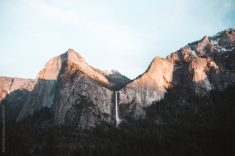 Yosemite by Kyle Meck for Stocksy United