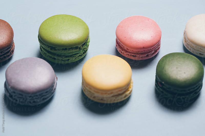 Macaroon by Nabi Tang for Stocksy United