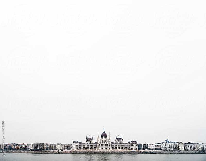 Budapest Parliament by Agencia for Stocksy United