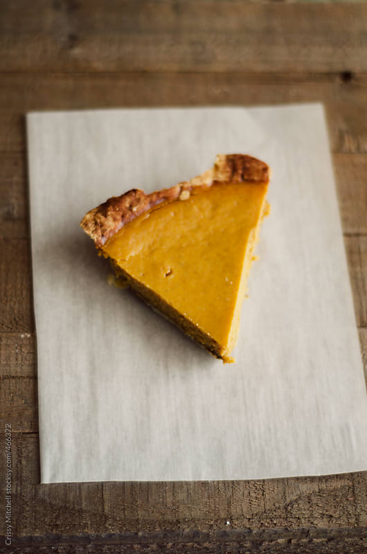 pie by Crissy Mitchell for Stocksy United
