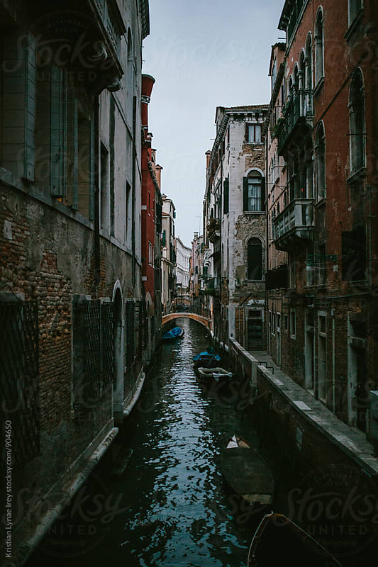 Venice by Kristian Lynae Irey for Stocksy United