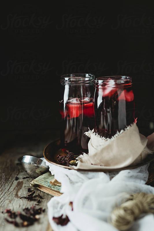 Iced tea by Tatjana Ristanic for Stocksy United