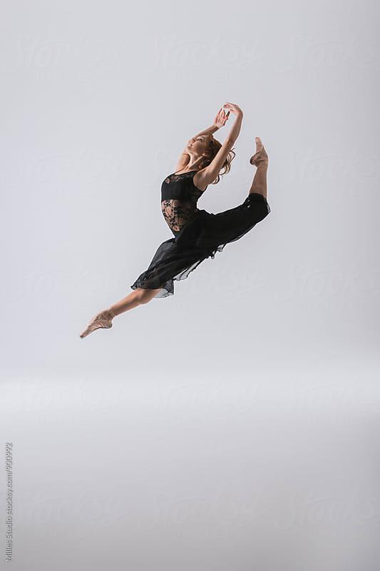 Ballet dancer by Milles Studio for Stocksy United