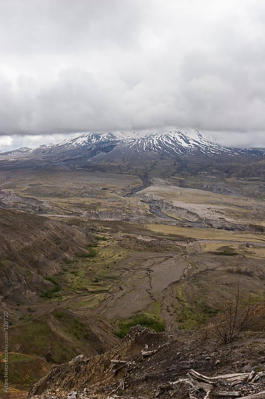 Mount St. Helens, Washington by Adam Nixon for Stocksy United