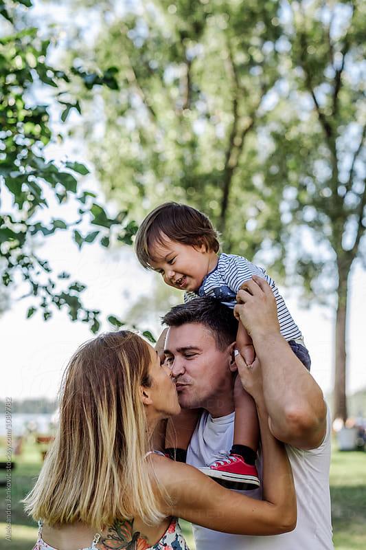 Loving Family by Aleksandra Jankovic for Stocksy United