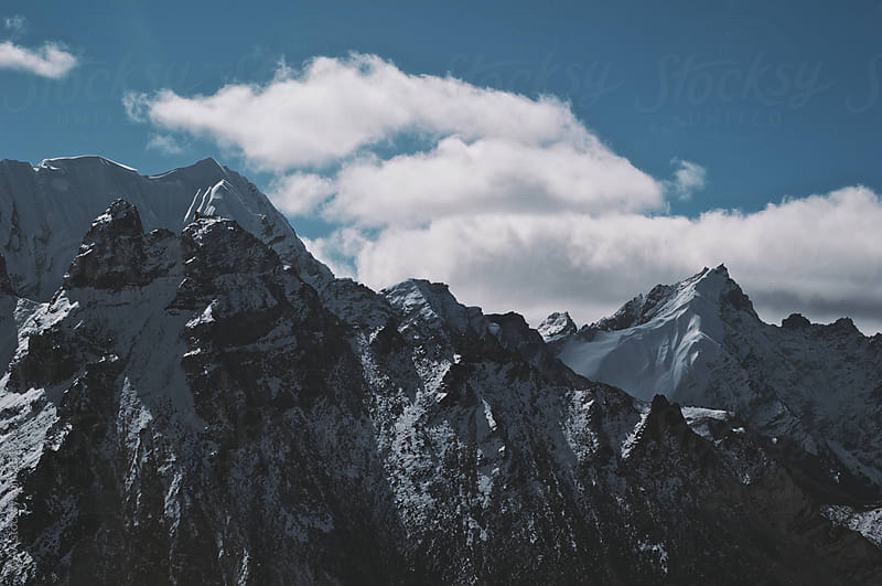 Himalayas by WAA for Stocksy United