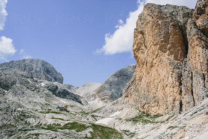 Alpine landscape by michela ravasio for Stocksy United