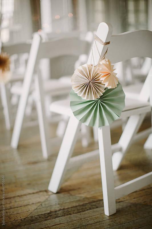 Wedding Chair by Sidney Morgan for Stocksy United