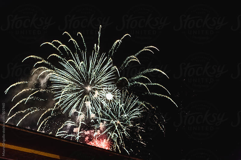 Fireworks by Mauro Grigollo for Stocksy United