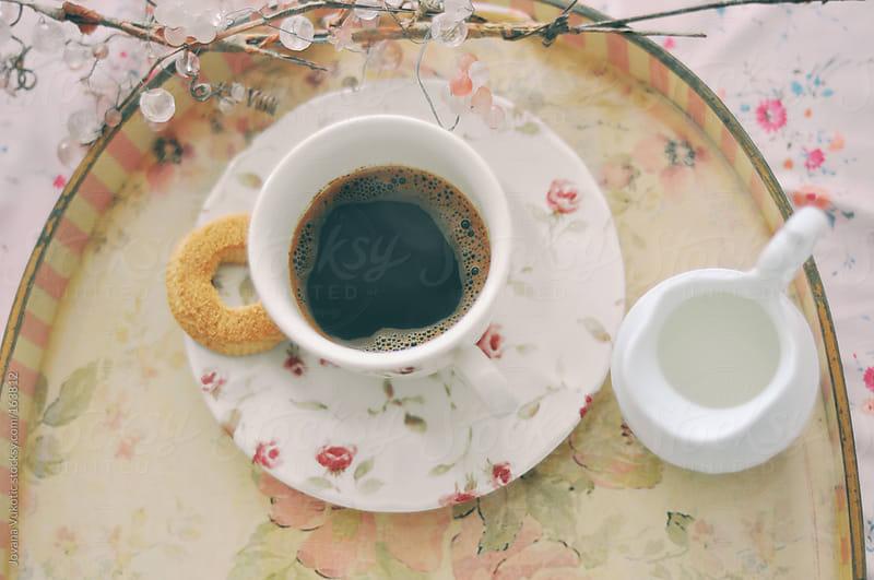 Breakfast served by Jovana Vukotic for Stocksy United