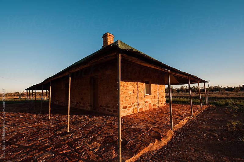 Outback Home by Gary Radler Photography for Stocksy United