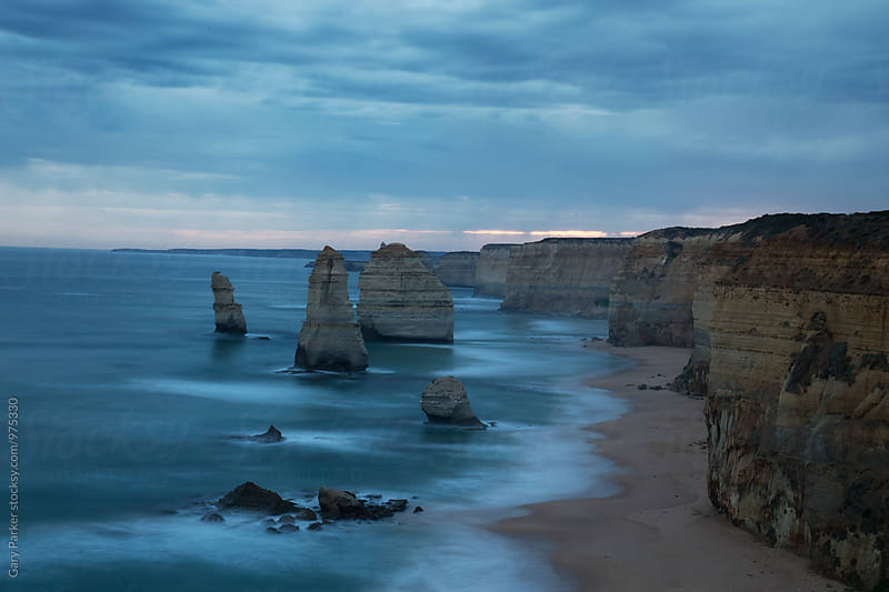 The Twelve Apostles by Gary Parker for Stocksy United