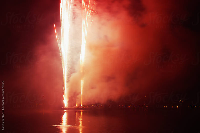 Firework by Urs Siedentop & Co for Stocksy United