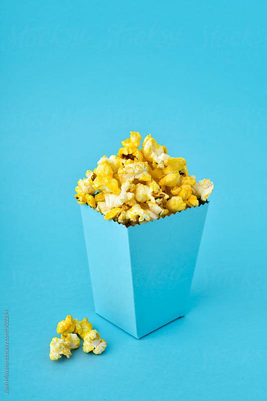popcorn time by juan moyano for Stocksy United