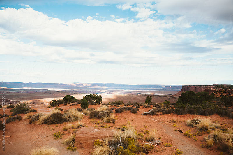 Landscape at Canyonlands by michelle edmonds for Stocksy United
