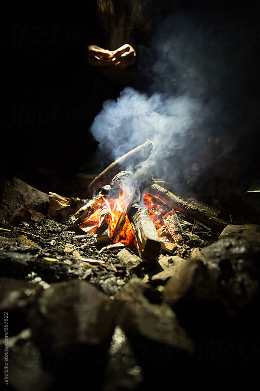Campfire Memories by Jake Elko for Stocksy United