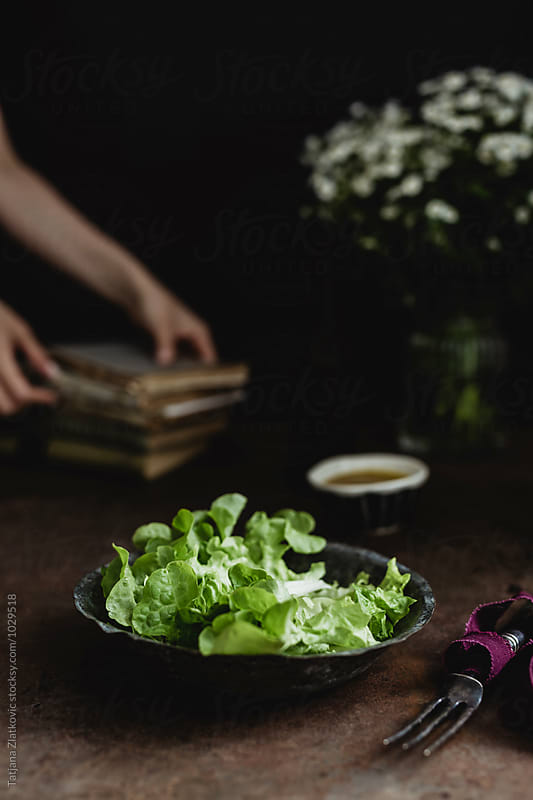 Lettuce by Tatjana Ristanic for Stocksy United