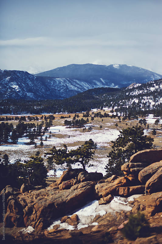 Rocky Mountain National Park 2 by Sean Horton for Stocksy United