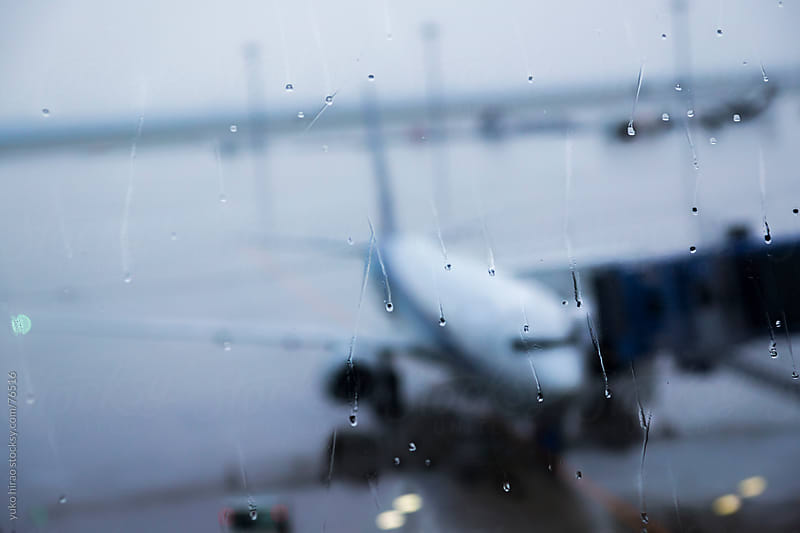 Traveling in rain by yuko hirao for Stocksy United