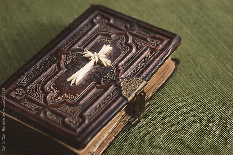 Prayer Book by Gabriel (Gabi) Bucataru for Stocksy United