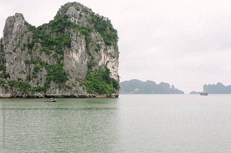Halong Bay by Sam Burton for Stocksy United