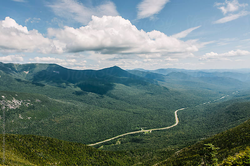Franconia Notch, New hampshire by Raymond Forbes LLC for Stocksy United
