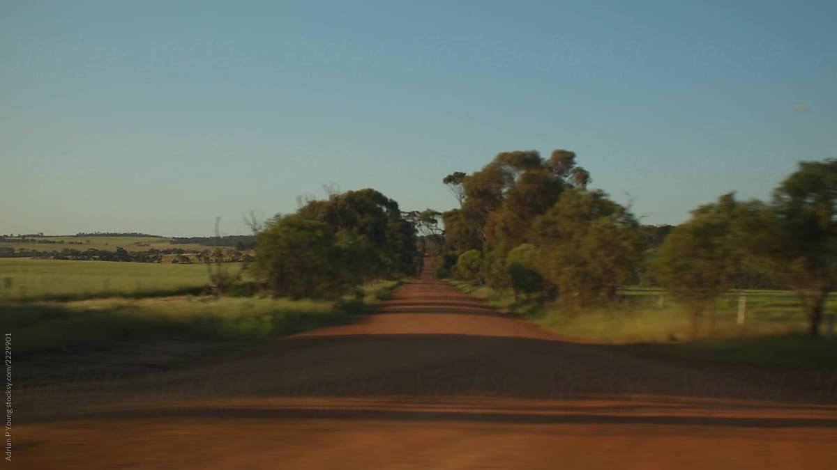 Australian Journeys Stock Photography & Footage