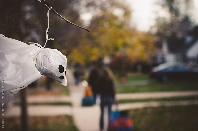 Halloween Ghost by Gabriel (Gabi) Bucataru for Stocksy United