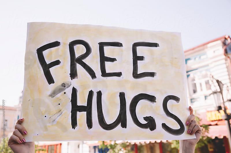 Free Hugs by Alexey Kuzma for Stocksy United