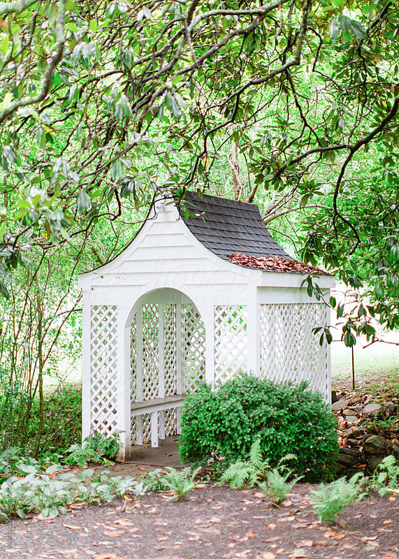 Garden Gazebo by Marta Locklear for Stocksy United