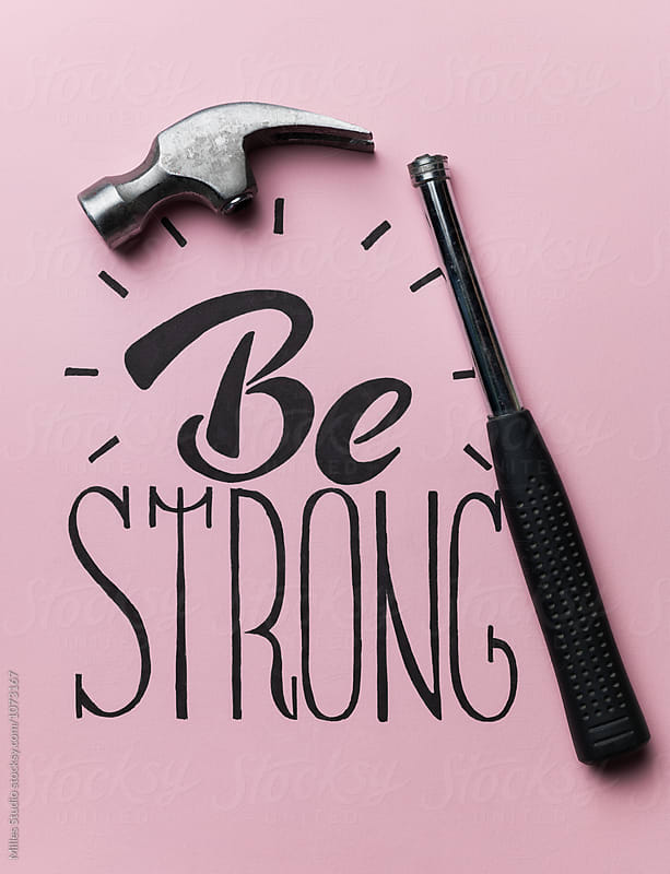 Be Strong by Milles Studio for Stocksy United