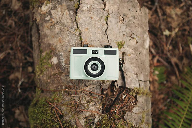 Film Camera by Bethany Olson for Stocksy United