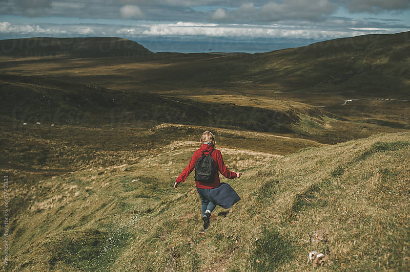 Scotland  by Alexander May for Stocksy United