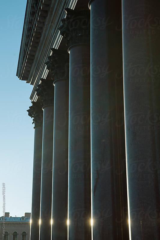Columns by Yury Goryanoy for Stocksy United
