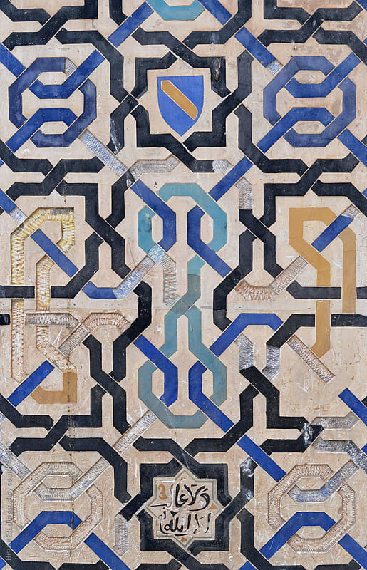 Arabian tiles by Bisual Studio for Stocksy United
