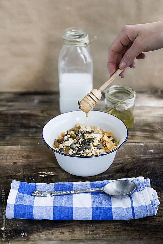 Healthy breakfast by Studio Firma for Stocksy United