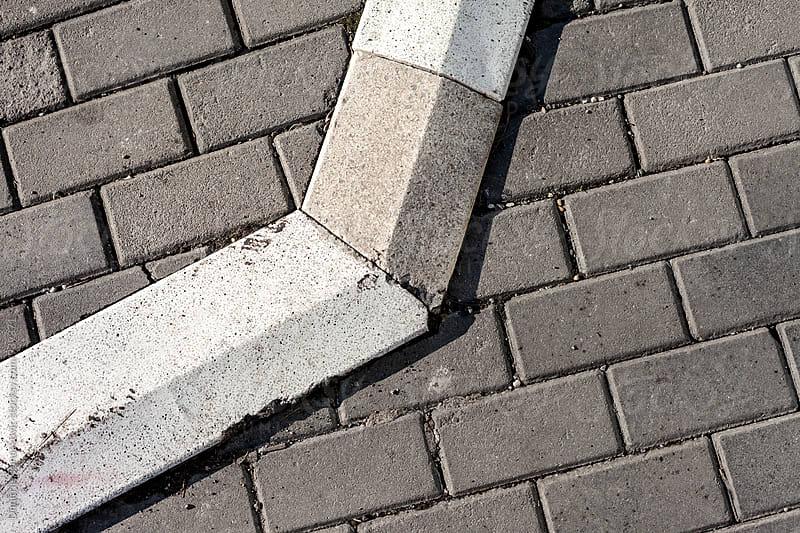 Sidewalk by Dimitrije Tanaskovic for Stocksy United