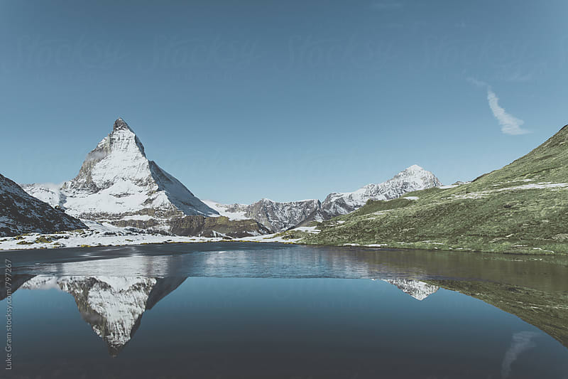 Travels through Switzerland by Luke Gram for Stocksy United