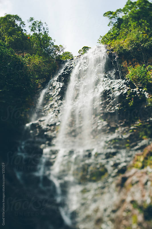 Waterfall by Good Vibrations Images for Stocksy United